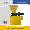 固体垃圾破碎机(MSB-E300)