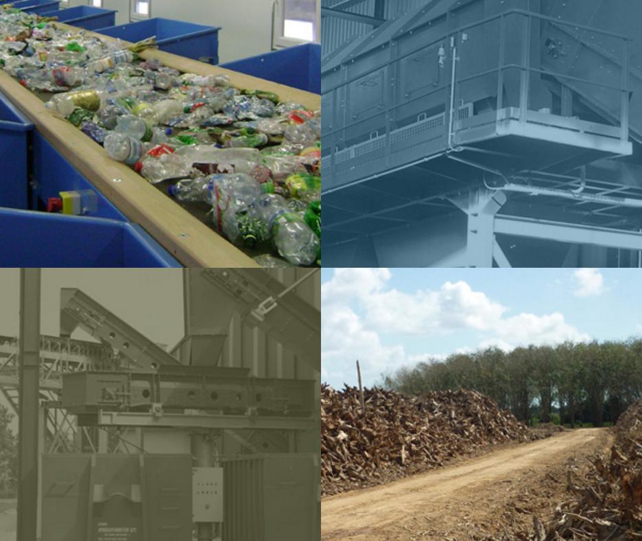 城市生活垃圾处理解决方案
